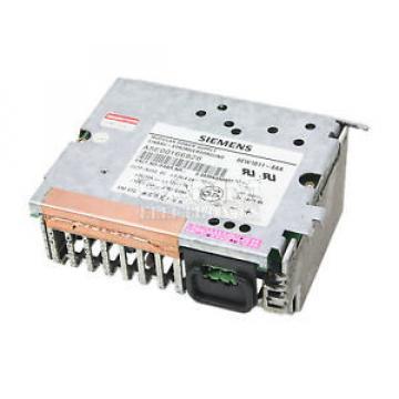 Siemens 6EW1811-8AA MODULAR POWER SUPPLY – – 12 Months Warranty