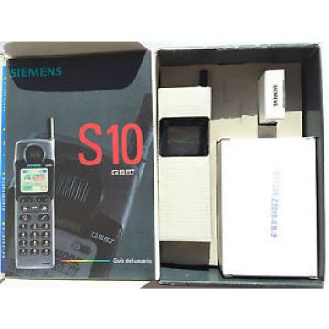 Siemens S10 N E W ! Original ! Handy phone vintage rare