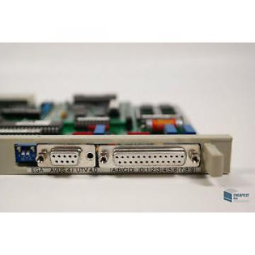 Siemens S5, EGA AVUS 4 / UTV 4.0 Baugruppe