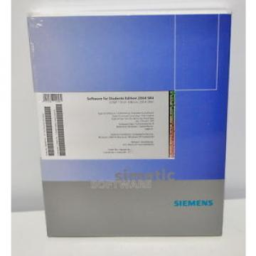 Siemens Simatic Software f. Students STEP 7 Prof. Edition 2004 SR4 inkl. MwSt.