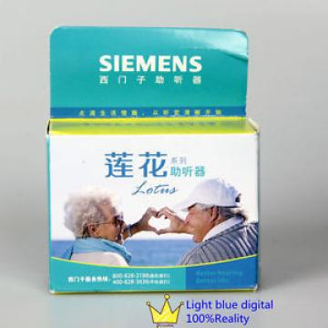 Siemens Brand  LOTUS High-Power 12P Digital BTE Hearing Aid