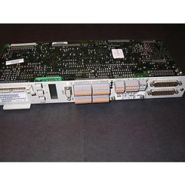 Siemens SIMODRIVE 6SN1118-1NH01-0AA1 VERSION A CONTROL MODULE -XLNT