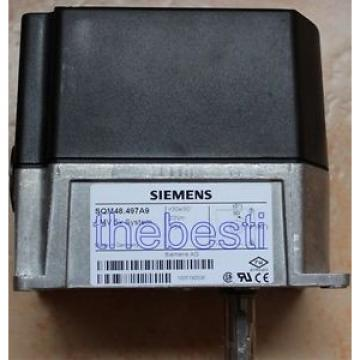 Original SKF Rolling Bearings Siemens 1 PC  SQM48.497A9 Combustion Actuator In Good  Condition