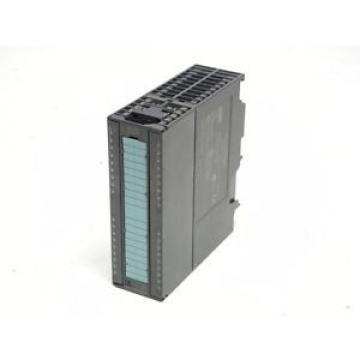 Siemens S7 6ES7 331-7PF11-0AB0 SM331 6ES7331-7PF11-0AB0 E.Stand:4 + Frontstecker
