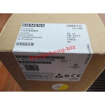 Siemens  PLC CPU Unit 6ES7 214-1HG31-0XB0 6ES7214-1HG31-0XB0