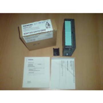Siemens  6GK7 343-2AH10-0XA0 simatic 6GK7343-2AH10-0XA0