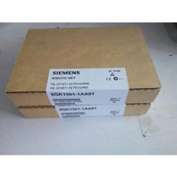 Siemens Profibus/MPI PCI Card 6GK1561-1AA01 CP5611 NEW