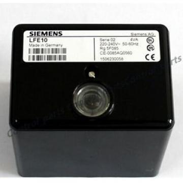 Siemens 1 PC  LFE10 Serie 02 Flame Detector