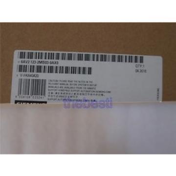 Siemens 1 PC  6AV2 123-2MB03-0AX0 6AV2123-2MB03-0AX0 In Box