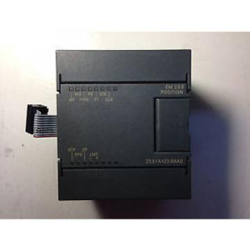 Siemens Simatic S7-200 PLC EM253 EM 253 POSITION 6ES7 253-1AA22-0XA0