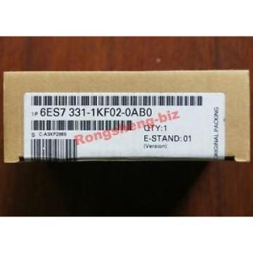 Original SKF Rolling Bearings Siemens 1PC 6ES7 331-1KF02-0AB0 6ES7331-1KF02-0AB0 In  Box