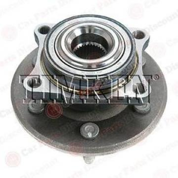 Timken  Wheel and Hub Assembly, SP550209