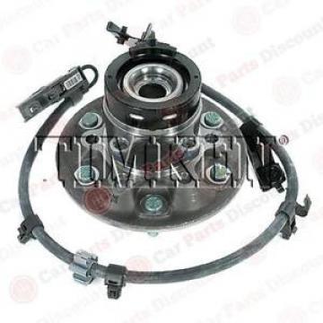 Timken  Wheel and Hub Assembly, HA590058