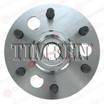 Timken  Wheel and Hub Assembly, 515002
