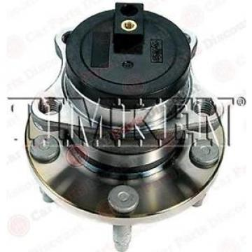 Timken  Wheel and Hub Assembly, HA590335