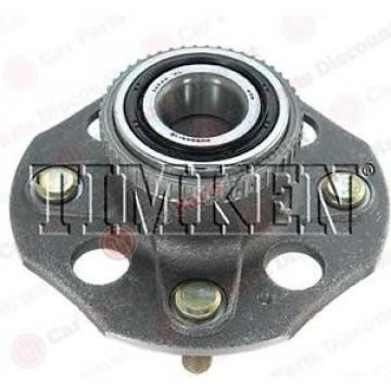 Timken  Wheel and Hub Assembly, 512020