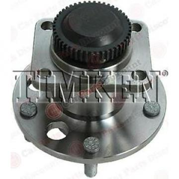 Timken  Wheel and Hub Assembly, 513019