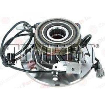 Timken  Wheel and Hub Assembly, SP580102