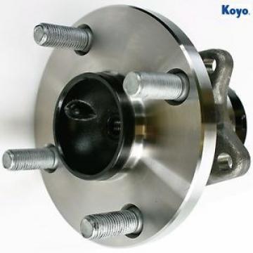 Timken Toyota MR2 Spyder Front Wheel Hub Assembly ABS, 4355017010, OEM, Genuine KOYO