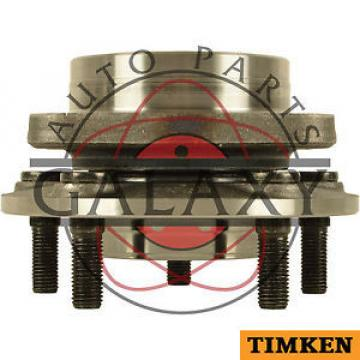 Timken  Front Wheel Hub Assembly Fits Plymouth Voyager 1996-2000