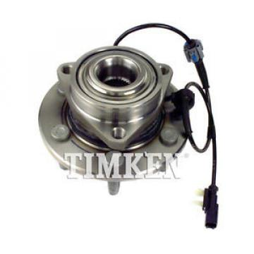 Timken  HA590491 Front Hub Assembly