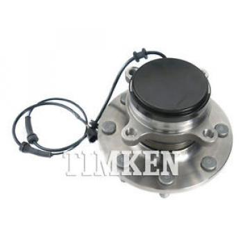 Timken  HA590468 Front Hub Assembly