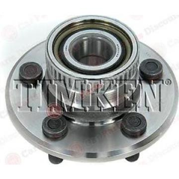 Timken  Wheel and Hub Assembly, 512013