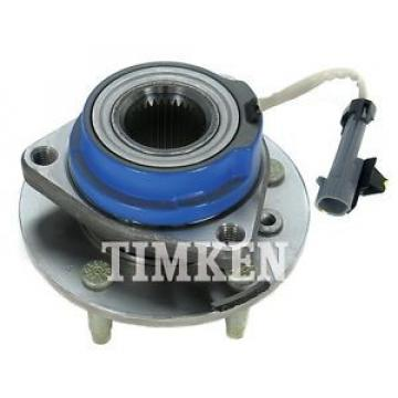 Timken Wheel and Hub Assembly Front/Rear 513121