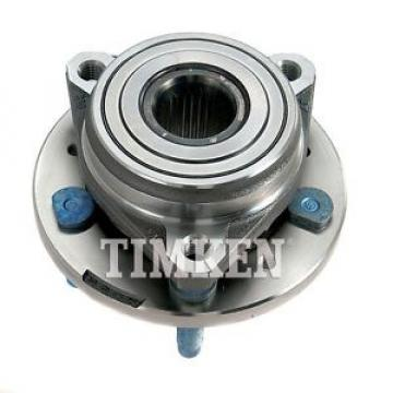 Timken Wheel and Hub Assembly Front 513156 fits 99-03 Ford Windstar