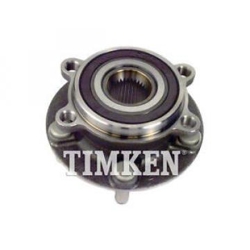 Timken  HA590493 Front Hub Assembly