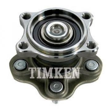 Timken Wheel and Hub Assembly HA590111 fits 02-06 Nissan Altima
