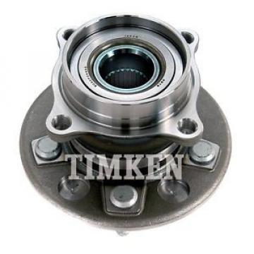 Timken Wheel and Hub Assembly Rear HA591050 fits 01-06 Lexus LS430