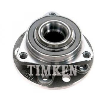 Timken Wheel and Hub Assembly Front 513192 fits 02-09 Saab 9-5