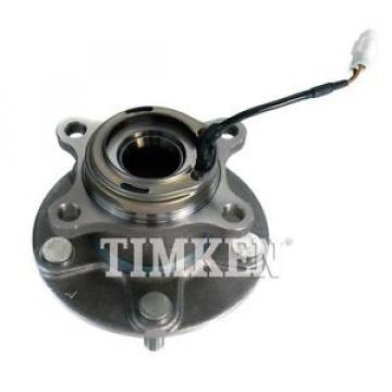 Timken Wheel and Hub Assembly Rear HA590331 fits 07-13 Suzuki SX4