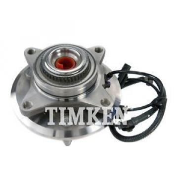 Timken Wheel and Hub Assembly Front SP550222 fits 11-14 Ford F-150