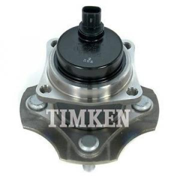 Timken Wheel and Hub Assembly Rear HA590063 fits 01-03 Toyota Prius