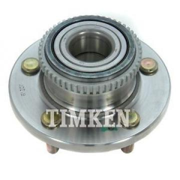 Timken Wheel and Hub Assembly Rear 512196 fits 01-06 Hyundai Santa Fe