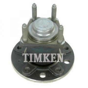 Timken Wheel and Hub Assembly Rear 512239 fits 01-03 Saturn L200