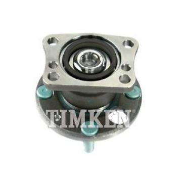 Timken Wheel and Hub Assembly Rear HA590431 fits 11-14 Mazda 2