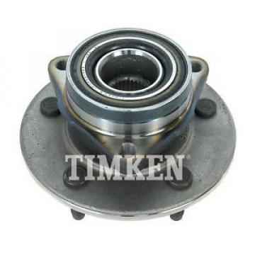 Timken Wheel and Hub Assembly Front HA599863 fits 00-01 Dodge Ram 1500