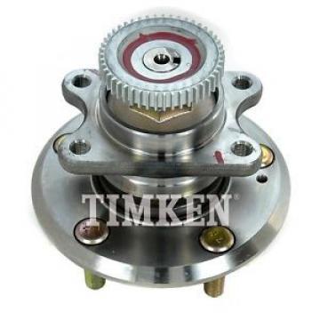 Timken Wheel and Hub Assembly Rear 512189 fits 02-05 Hyundai XG350