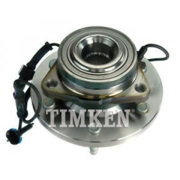 Timken Wheel and Hub Assembly Front SP550313 fits 09-10 Hummer H3