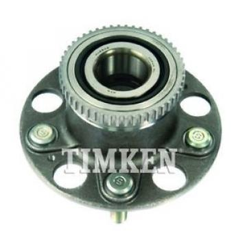 Timken Wheel and Hub Assembly Rear 512343 fits 02-04 Acura RL
