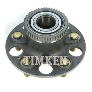 Timken Wheel and Hub Assembly Rear 512173 fits 01-03 Acura CL