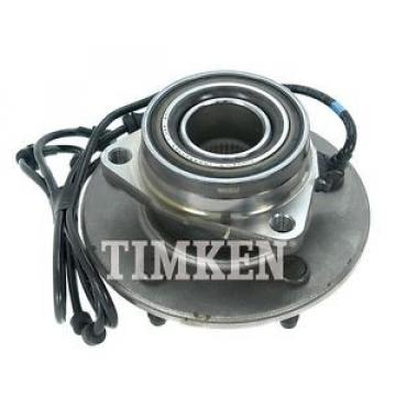 Timken Wheel and Hub Assembly Front SP550102 fits 00-01 Dodge Ram 1500