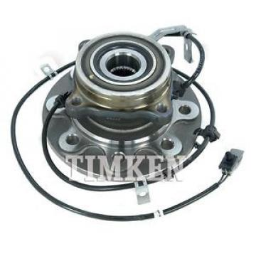 Timken Wheel and Hub Assembly Front Right fits 98-99 Dodge Ram 2500
