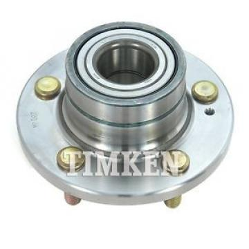 Timken Wheel and Hub Assembly Rear 512197 fits 01-06 Hyundai Santa Fe