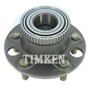 Timken Wheel and Hub Assembly Rear 512008 fits 91-95 Acura Legend