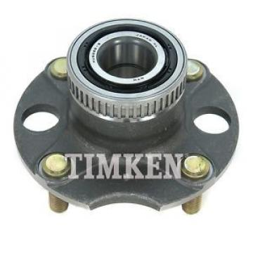 Timken Wheel and Hub Assembly Rear 512022 fits 92-96 Honda Prelude