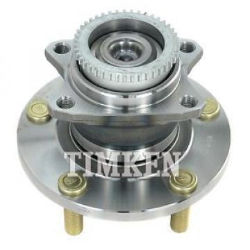 Timken Wheel and Hub Assembly Rear HA590128 fits 04-12 Mitsubishi Galant